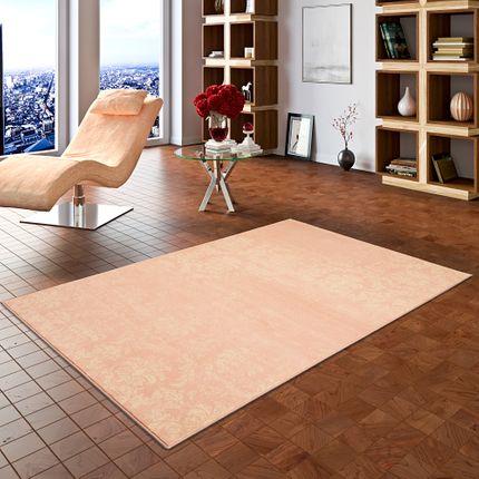 Designer Teppich Passion Pastell Rosa Vintage online kaufen