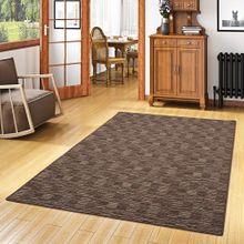 Streifenberber Teppich Modern Stripes Braun online kaufen