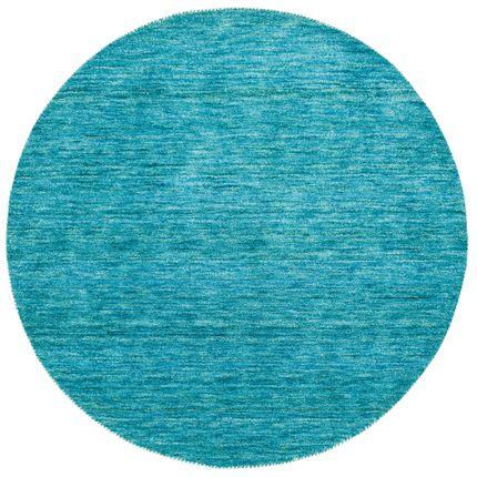 natur teppich indo gabbeh ella petrol rund teppiche nepal gabbeh und kelim teppiche hochwertige. Black Bedroom Furniture Sets. Home Design Ideas