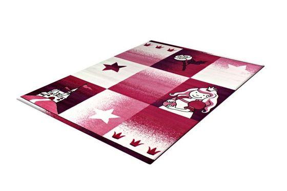 Kinder Teppich Bambino Märchenprinzessin Pink online kaufen