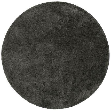 Hochflor Shaggy Teppich Palace Stone Rund online kaufen