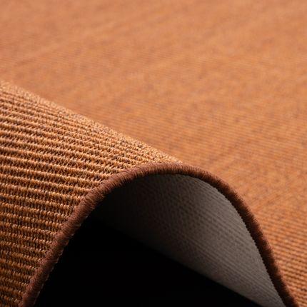 Sisal Natur Teppich Astra Braun Rund online kaufen