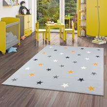 Kinder und Jugend Teppich Trendline Sterne Grau Mix online kaufen