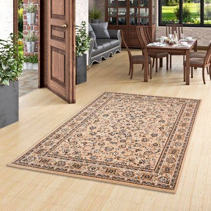 Orient Teppich Trendline Beige Bordüre online kaufen