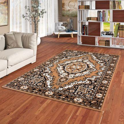 Orient Teppich Trendline Beige Keshan
