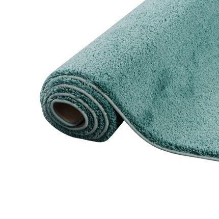Hochflor Shaggy Teppich Palace Mintgrün online kaufen