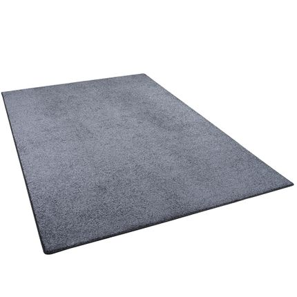 Luxus Soft Velours Teppich Shine Anthrazit online kaufen