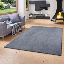 Luxus Soft Velours Teppich Shine Anthrazit online kaufen