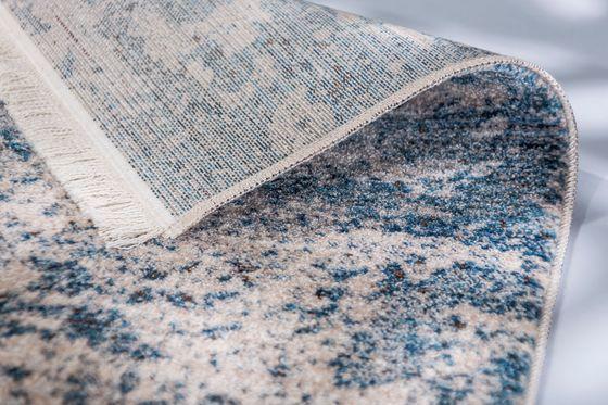 Orient Vintage Designer Teppich Schöner Wohnen Mystik Beige Blau Verlauf online kaufen