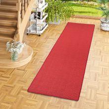 Sisal Natur Läufer Teppich Astra Rot online kaufen
