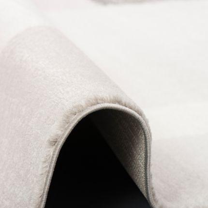 Designer Teppich Tango Grau Anthrazit Bordüre online kaufen