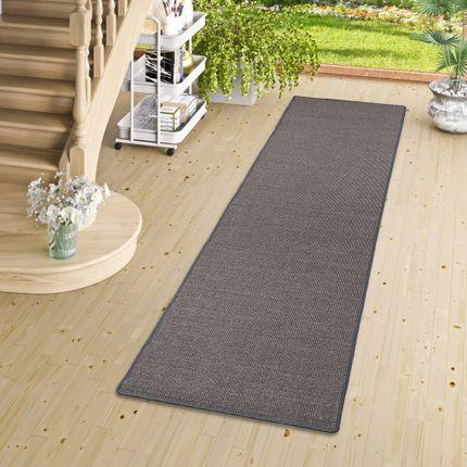 Sisal Natur Läufer Teppich Astra Stone Mix online kaufen
