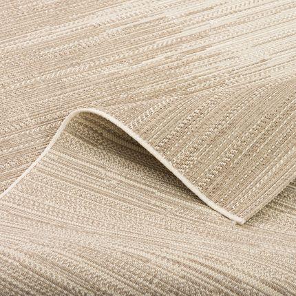 In & Outdoor Teppich Flachgewebe Natur Panama Grau Beige Verlauf online kaufen