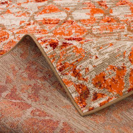 Designer Teppich Samba Terrakotta Vintage Trend online kaufen