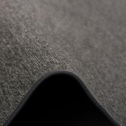 Sisal-Optik Designer Flachgewebe Teppich Pure Anthrazit Meliert online kaufen