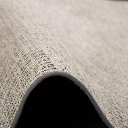 Sisal-Optik Designer Flachgewebe Teppich Pure Beige Grau Meliert online kaufen
