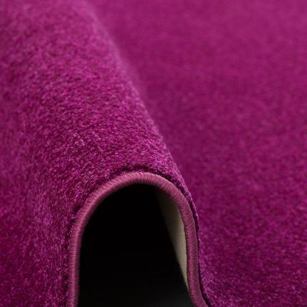Hochflor Velours Teppich Luna Purple online kaufen