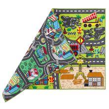 Straßenteppich Straßenteppich Beidseitig Baustelle Play City online kaufen