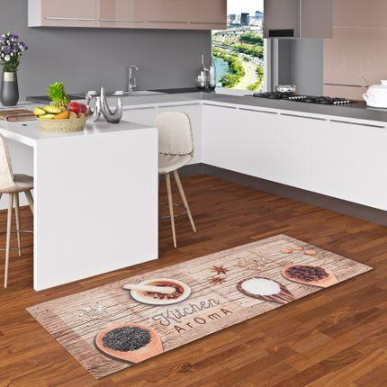 Küchenläufer Teppich Trendy Kitchen Aroma