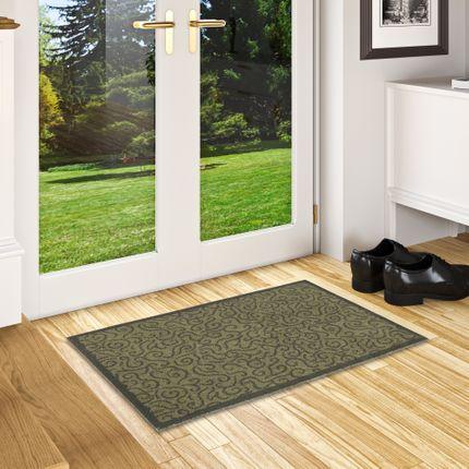 Fußmatte Sauberlauf Superclean Grün