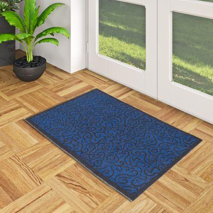 Fußmatte Sauberlauf Superclean Blau