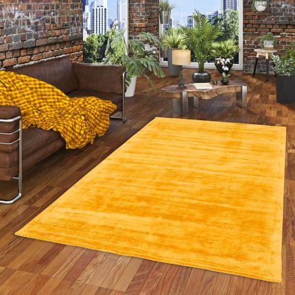 Luxus Designer Teppich Roma Curry