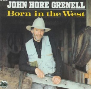 John Hore Grenell - Born in the west