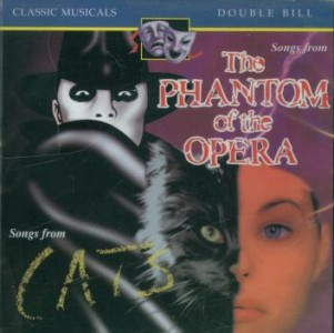Songs from The Phantom of the Opera/Cats