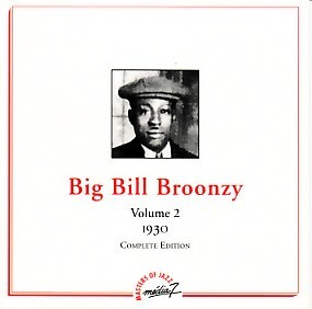 Big Bill Broonzy - Vol. 2 (1930)