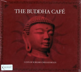 Various - The Buddha Cafe (3 CDs)