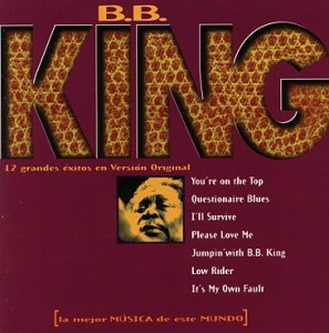 B.B. King - 12 Grandes Exitos en Version Original