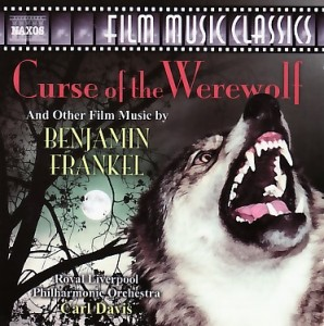 Benjamin Frankel - Curse of the werewolf