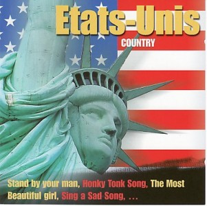Etats-Unis Country - Collection musiques traditionelles
