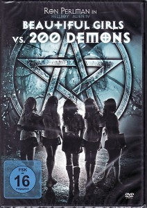 Beautiful Girls Vs 200 Demons - DVD