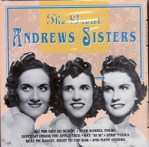 Andrews Sister - The Great