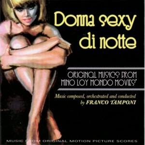 Franco Tamponi - Donna Sexy di Notte