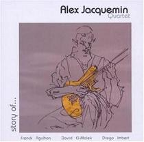 Alex Jacquemin Quartet - A story of ...