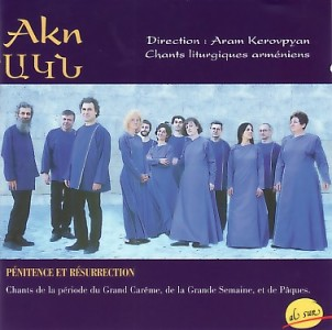 AKN - Chants Armeniens