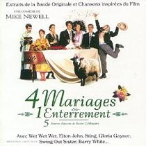 4 Mariages & 1 Enterrement (Mike Newell) OST