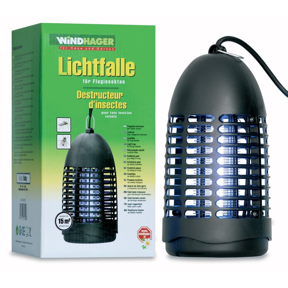 Windhager Lichtfalle Mosquito-Stop Baby, 4 W (1 Stück)