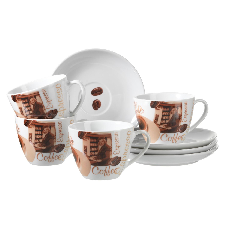 Mäser 922250 Latte Macchiato Cappuccinotasse Mit