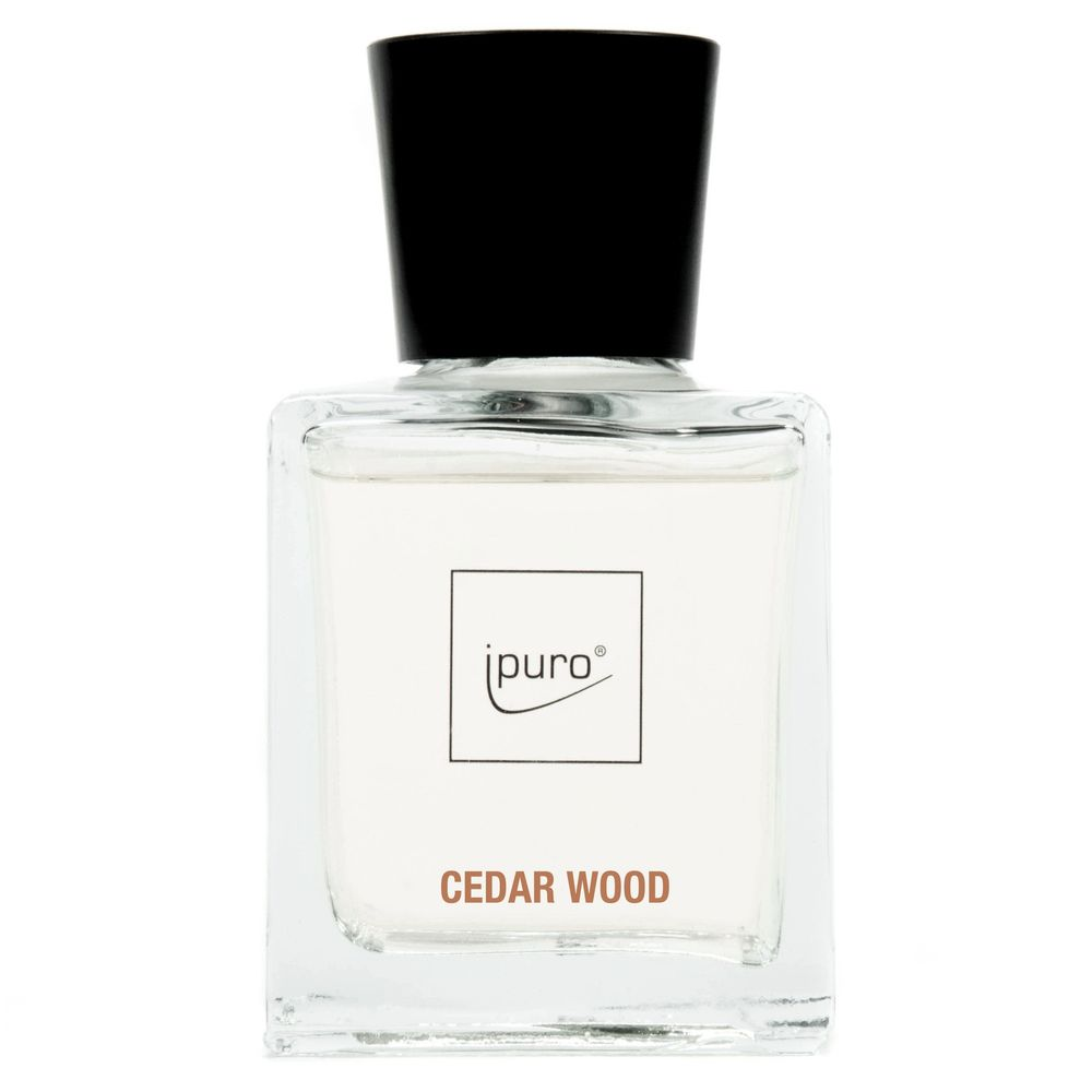 "ipuro IFC0098 ""essential-line"" Raumduft im Diffusor ""Cedar Wood"" (200 ml)"