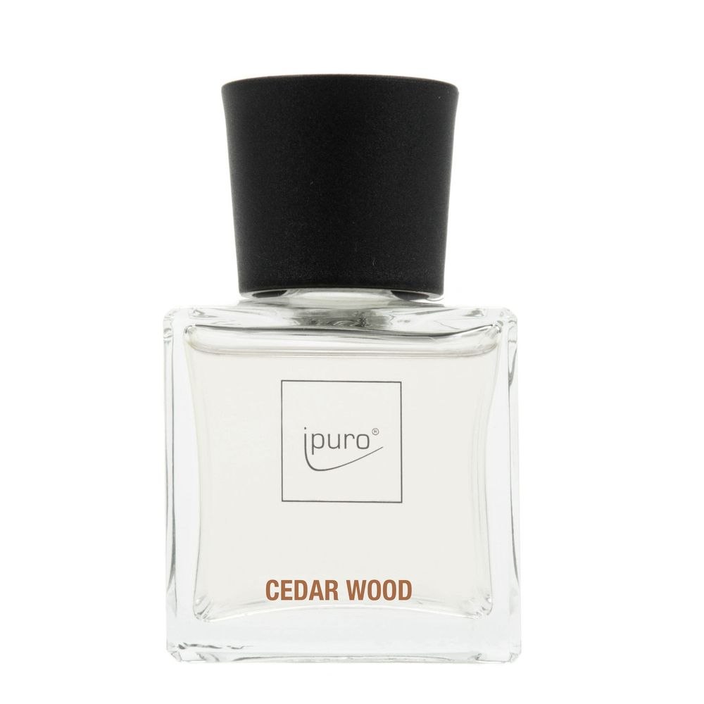 "ipuro IFC0096 ""essential-line"" Raumduft im Diffusor ""Cedar Wood"" (50 ml)"