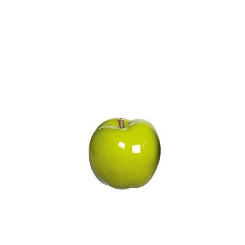 Apfel, ø 12 cm, selengrün (1 Stück)