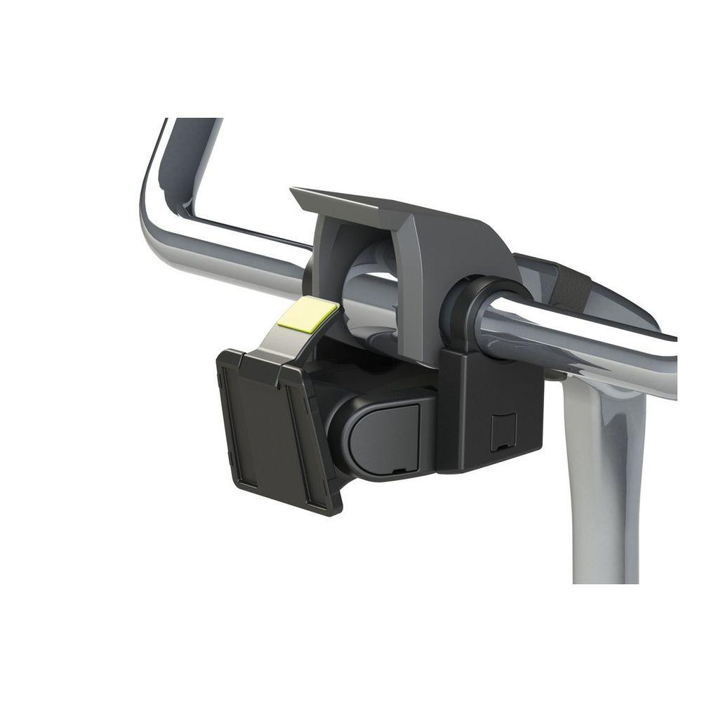 Halter für Vorderradkorb Lenkerrohrbef. Ø 25-31mm