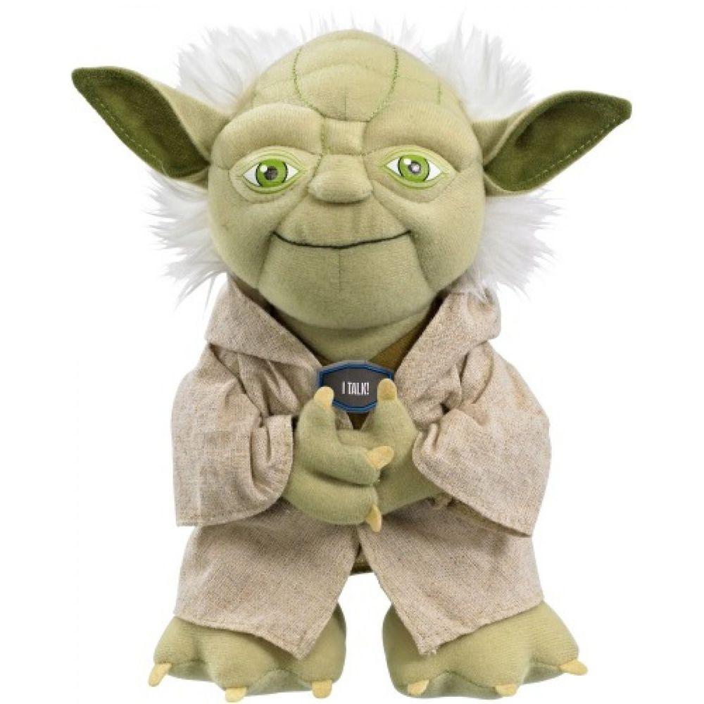 Star Wars Sprechender Yoda, ca. 20 cm