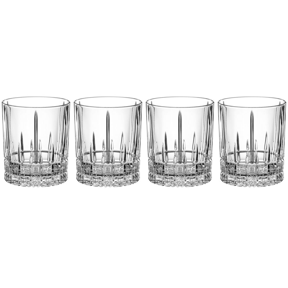 Spiegelau 4500176 Whiskybecher Perfect D.O.F, 368 ml, klar (4er Pack) – Bild 1