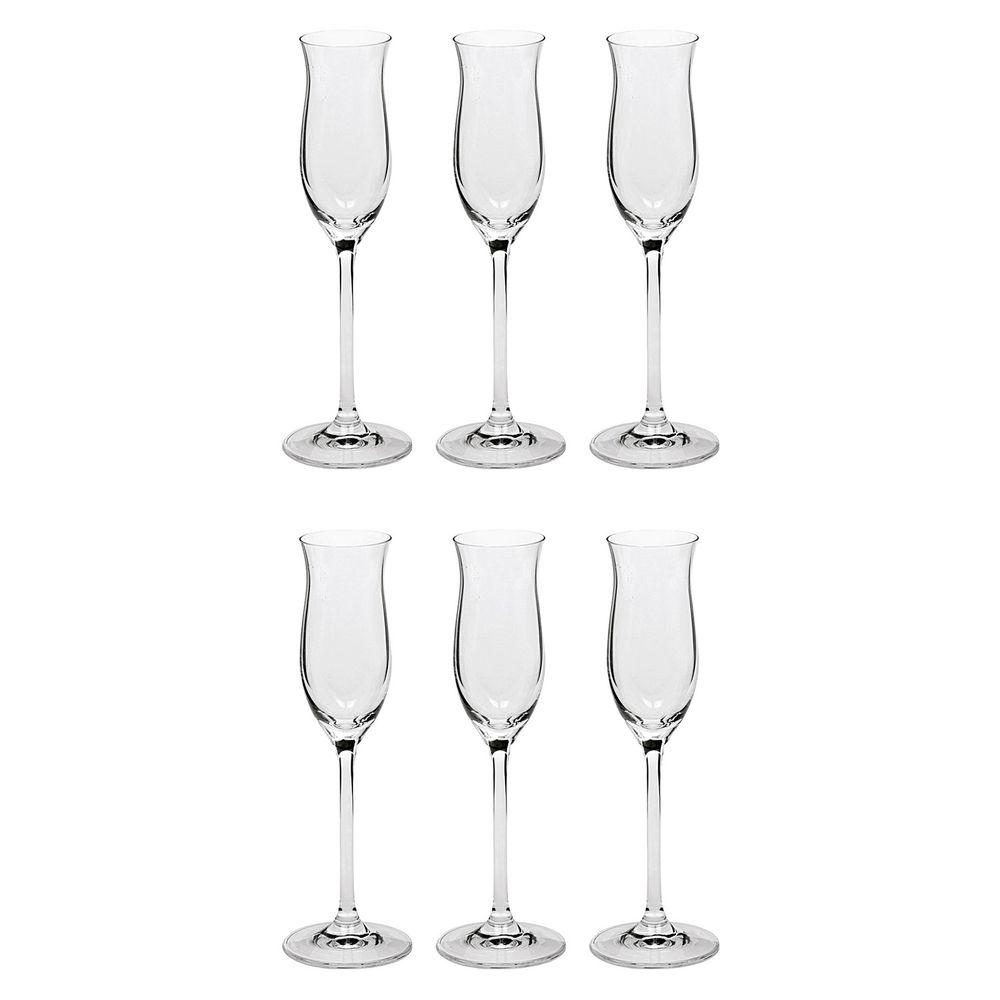 061639 Grappakelch, Glas, 100ml, H 20cm