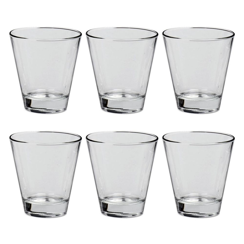 """012666 Whiskybecher """"Ciao"""", Glas, 250ml, H 9cm"""