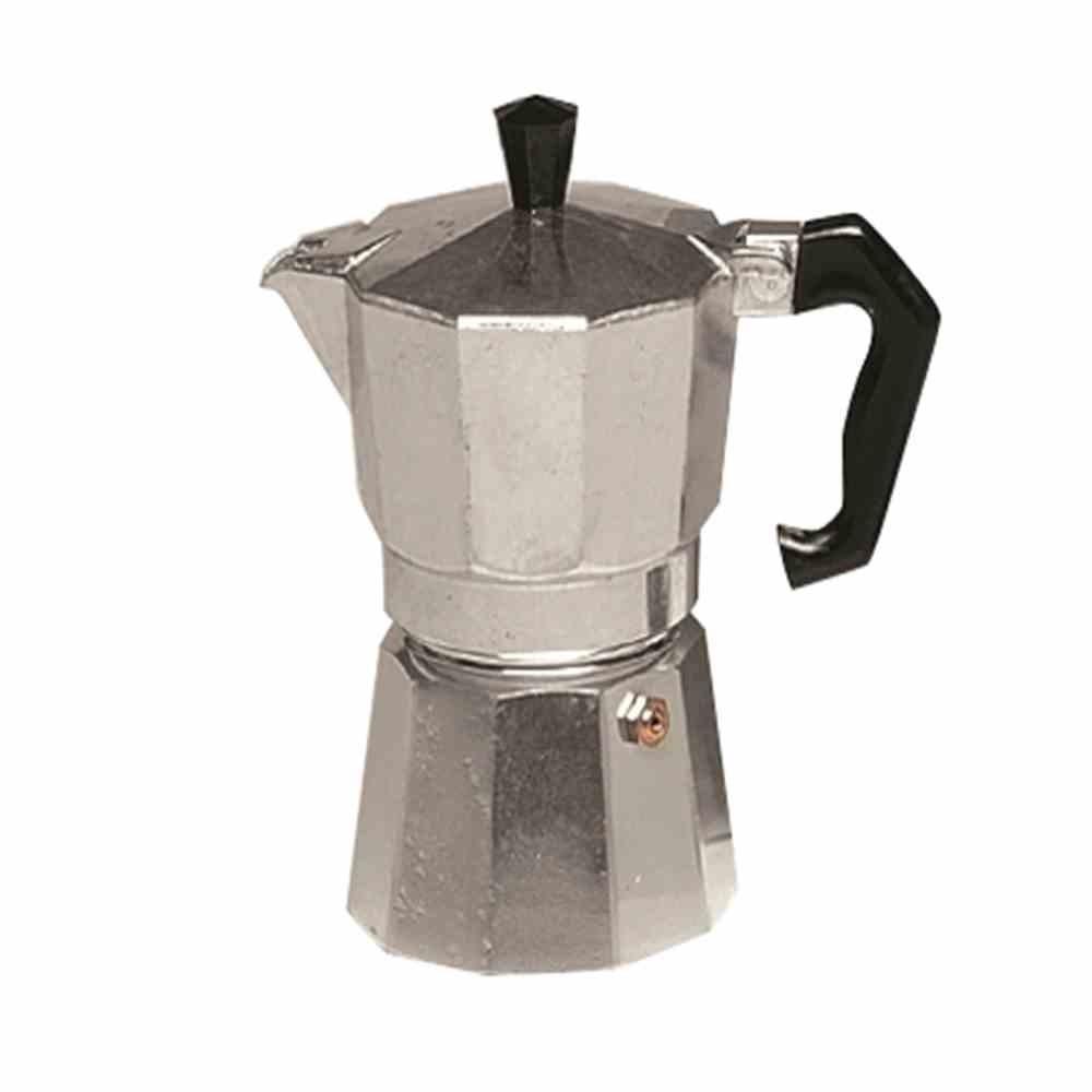 Espressokocher Alu 6 Tas. für 6 Tassen